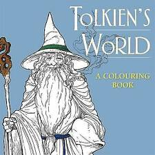 Tolkien's World: A Colouring Book, Ian Miller | Paperback Book | Acceptable | 97