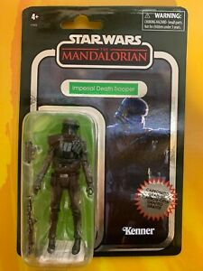 Star Wars - The Vintage Collection - Imperial Death Trooper (Carbonized)