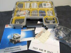 LEGO Mindstorms 8547 NXT 2.0 in neuer Sortierbox, wenig bespielt