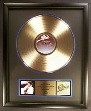 Michael Jackson Thriller LP Gold Non RIAA Record Award Epic Records To Michael