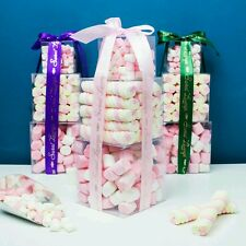 3 Tier Marshmallow Tower * Brilliant Gift * Christmas, Birthdays, Thank You Gift