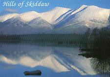 Postcard  Cumbria   Hills of Skiddaw unposted Dennis