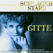 GITTE HAENNING - SCHLAGER & STARS  CD 24 TRACKS SCHLAGER NEU