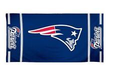 NFL New England Patriots Beach Towel 30x60