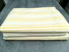 Marks & Spencer Bed Sheets Terylene Cotton Stripped  set of three