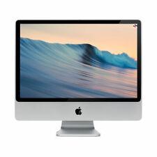 "Apple iMac 20"" Core 2 Duo 2.26GHz All-in-One PC 8GB 500GB MC015LL/B - Warranty"