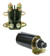 NEW Starter with Solenoid For Cub Cadet Tractors 2160 2164 1440 1641 1215 1220