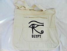 Horus Egyptian Eye Tote Shopping Gym Beach Bag 42cm x38cm 10 litres