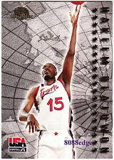 1995-96 SKYBOX USA BASKETBALL: HAKEEM OLAJUWON #U6 ROCKETS LEGEND HALL OF FAME