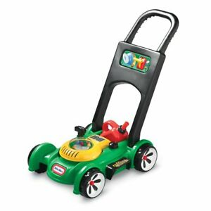 Toddler Push Toy for Kids, Push Toy - Lawn Mower Has A Removable Gas Can