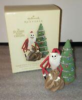 The Nightmare Before Christmas Sandy Claws / Hallmark Keepsake Ornament 2007
