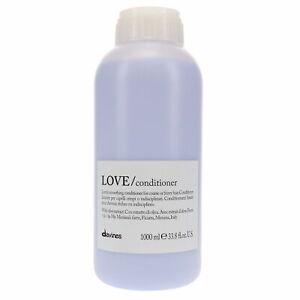 Davines Essential Haircare Love Smooth Conditioner 1000 ml 33.8 fl.oz  pH 4