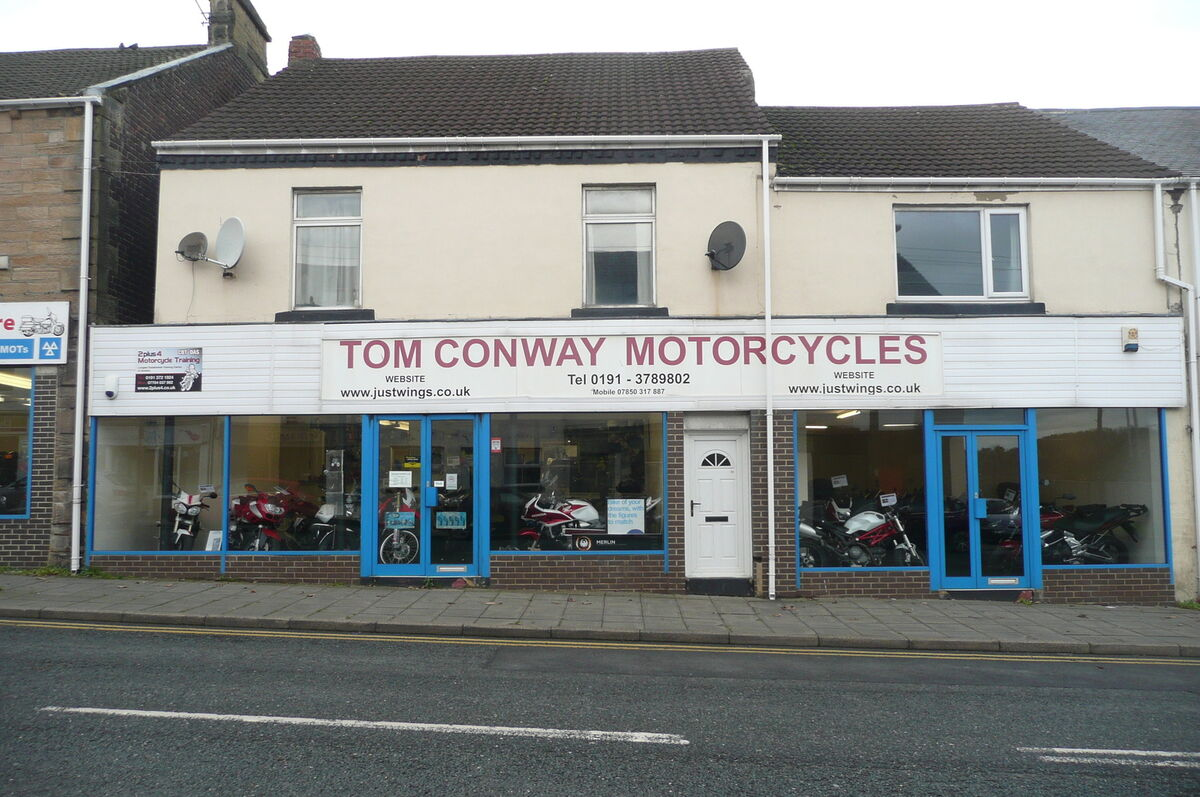 Tom Conway Motorcycles