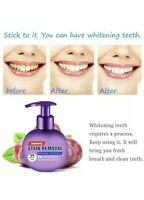 Intensive Stain Removal Whitening Toothpaste Fight Bleeding Gum Toothpaste 🇬🇧
