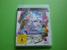 Atelier Totori - The Adventurer of Arland (Sony PlayStation 3, 2011)
