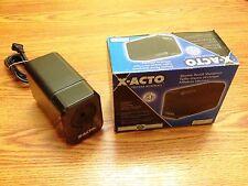 X-ACTO 1818 1800 Series Desktop Electric Pencil Sharpener School Work Office