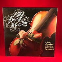 Varie 150 Best Loved Melodies 1981 UK Reader's Digest 8 X LP IN Vinile Cofanetto