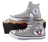Converse x Looney Tunes Bugs Bunny Chuck Taylor All Star Hi Top Sneakers 158234F