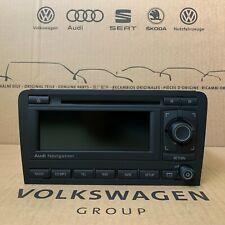 Audi A3 S3 8P original Autoradio Navigation Stereo CD NEU 8P0035192N RS3 TT 22S