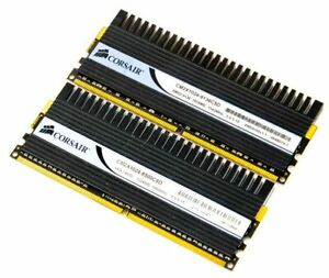 Corsair XMS2 1GB (2x512MB) DDR2 1066MHz Desktop Memory RAM Kit CM2X1024-8500C5D