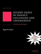Sudden Death in Infancy, Childhood and Adolescence-ExLibrary