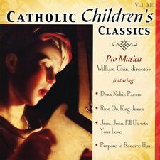 Pro Musica - Catholic Children's Classics 13 [New CD] Jewel Case Packaging