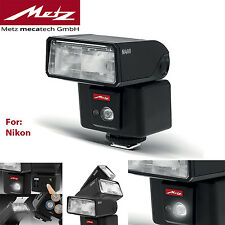 Metz mecablitz M400 Speedlight Flash for Nikon Cameras