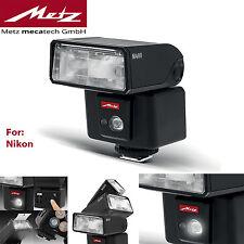 Metz mecablitz M400 Speedlight Flash for Nikon Cameras