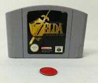 The Legend of Zelda: Ocarina of Time | Nintendo | N64 | gebraucht nur Modul