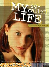My So-Called Life Complete Series New Sealed 6 Dvd Set