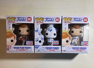 Fundays Box Of Fun (W/ Dream Team Freddy, Soccer Freddy And Art Series Freddy)