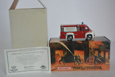 Matchbox YFE16 Dodge Route Van Fire Figther Support Truck Models Yesteryear OVP