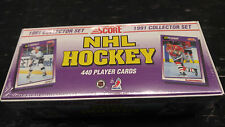 1991-92 Score Hockey Complete Factory Sealed Set