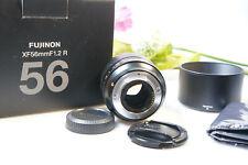 Fujinon XF 56mm f1.2 R con gegenlichtbl. in SCATOLA ORIGINALE