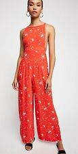 NWT Free People Convertible overalls size Medium- Fast Shipping