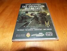 SAS OPERATION BULBASKET WII Destruction of the French Railways D-Day DVD NEW