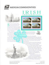 #563 33c Irish Immigration #3286 - USPS Stamp Panel