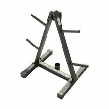 Gold's Gym WGGRKOS12 Weight Plate and Barbell Storage Rack