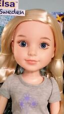 "BFC Ink~Best Friends Club~MGA~Elsa 18"" Articulated Doll~NIB Last Elsa  I have!"