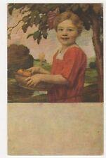 Zumbusch Elsi Eva 1918 Art Postcard 315a