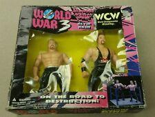WCW nWo WWE WWF World War 3  Road to Destruction Diamond Dallas Page Kevin Nash