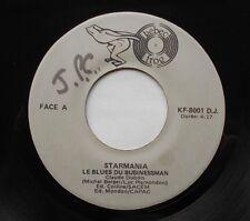 *STARMANIA Claude Dubois /F. Thibeault CANADA PROMO DJ OPERA ROCK FRENCH 45