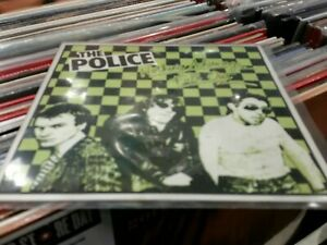 The Police Nothing Achieving / Fall Out 1977 Illegal Records..lovely condition