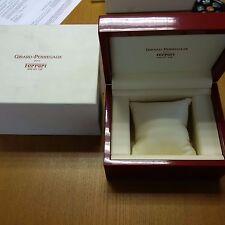 Genuine Autentico Girard Perregaux Ferrari scatola in legno da Collezione WATCH