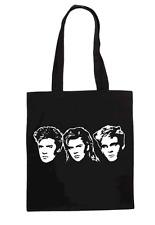 Duran Duran Homenaje 80s Pop T Shirt Diseño Tote Bag