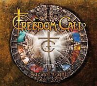 FREEDOM CALL AGES OF LIGHT 1998-2013 DOPPIO CD DIGIPACK NUOVO SIGILLATO !!
