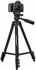 """AGFAPHOTO 50"""" Pro Tripod With Case & Quick Release For Sony FDR-AX100 HDR-CX900"""