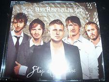 One Republic / Onerepublic Stop And Stare Rare Australian CD Single