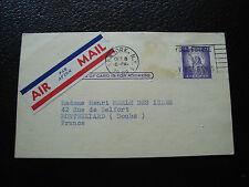 ETATS-UNIS - carte 1962 (cy33) united state