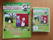 Michel & Ida aus Lönneberga - Astrid Lindgren DVD-Sammlung Nr. 46  --DVD + Heft-
